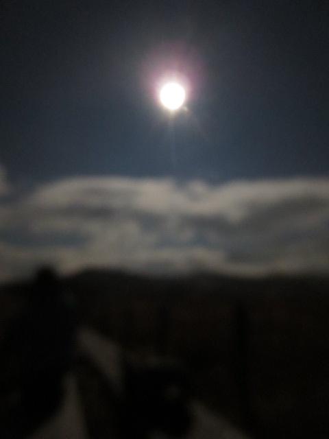 10月満月