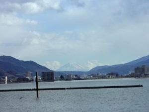 諏訪湖ラン