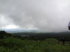 2蔵王トレイル景色