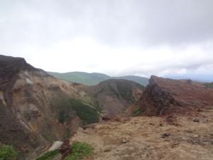 7蔵王トレイル景色